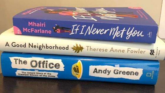 A Good Neighborhood Book
