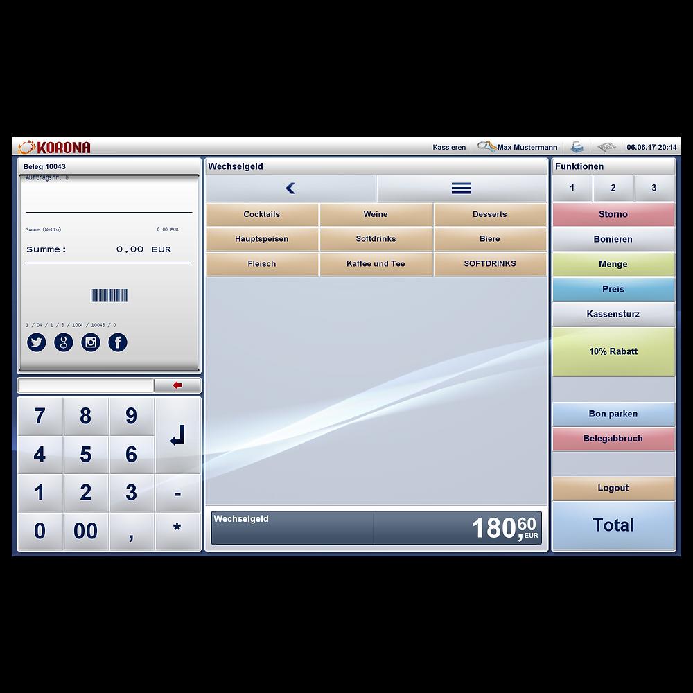 Kassensystem Imbiss Software