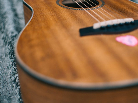 The Origins of the Acoustic Guitar: A Brief History