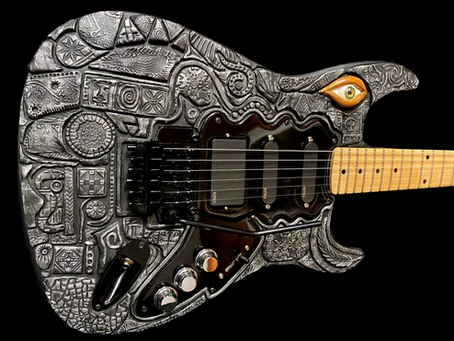 4 Reasons EddieA Guitars Are One-of-a-Kind