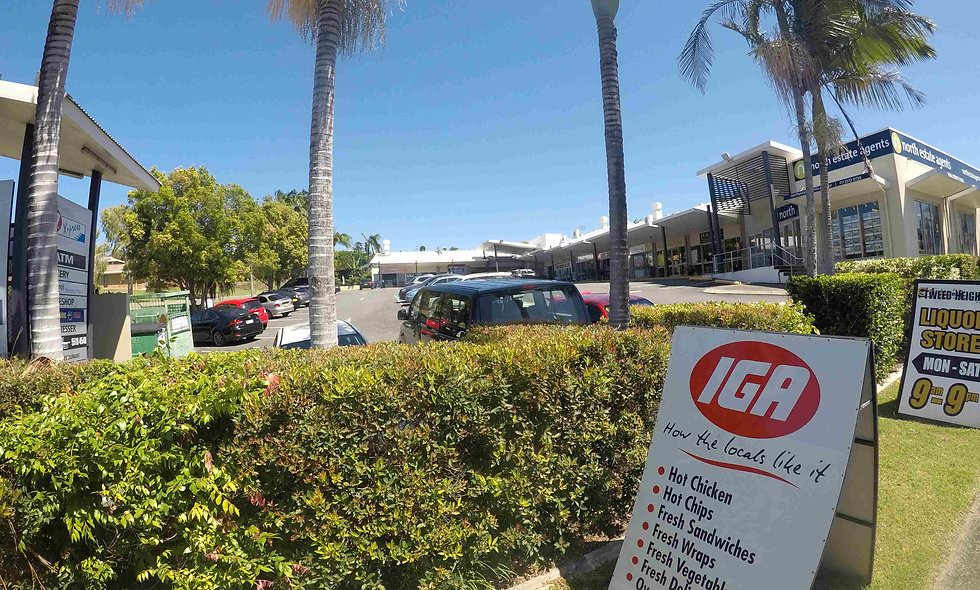 Essential Service - IGA Supermarket Northern NSW