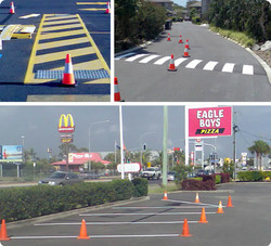High Quality Line Marking