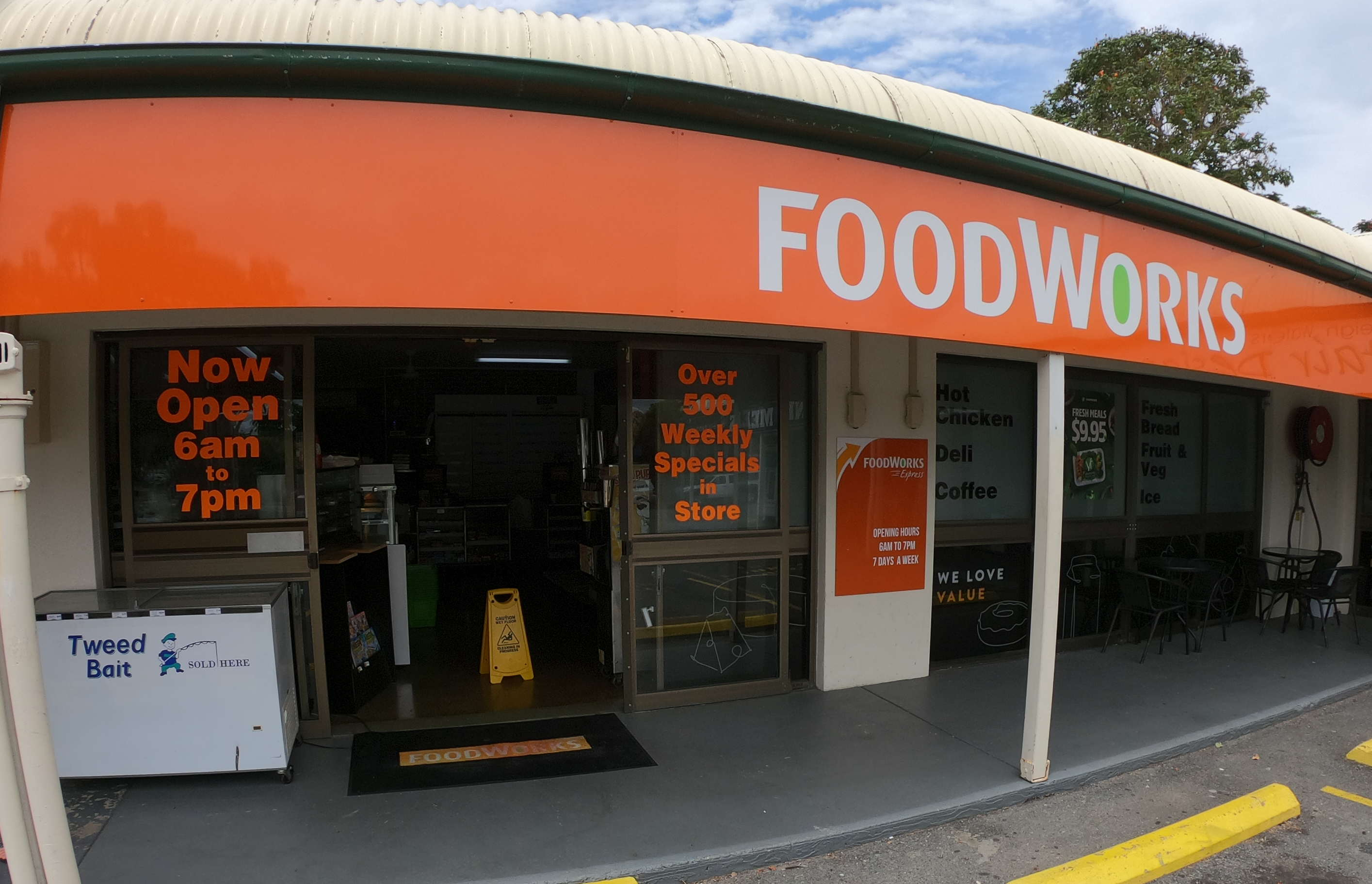 Foodworks Franchise