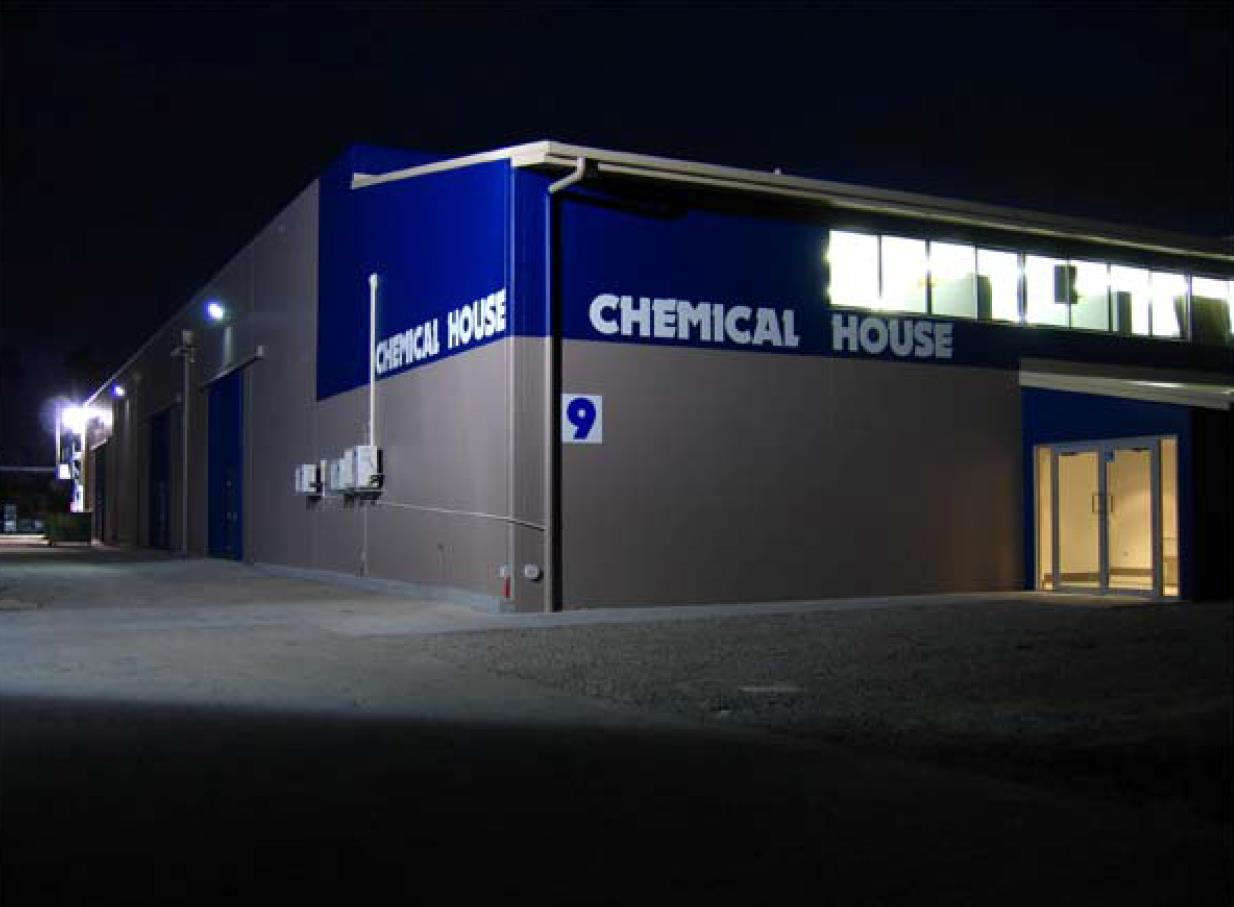 Chemical House