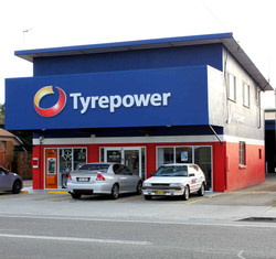 Tyre Power Franchise
