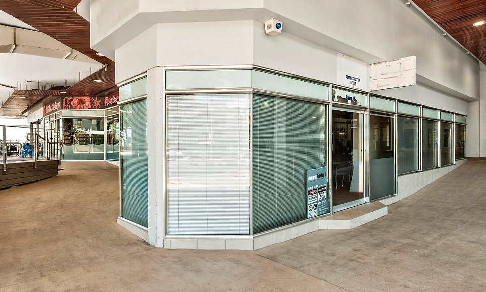 High Exposure Retail for Lease - Central Coolangatta