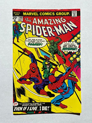 Amazing Spider-Man 149