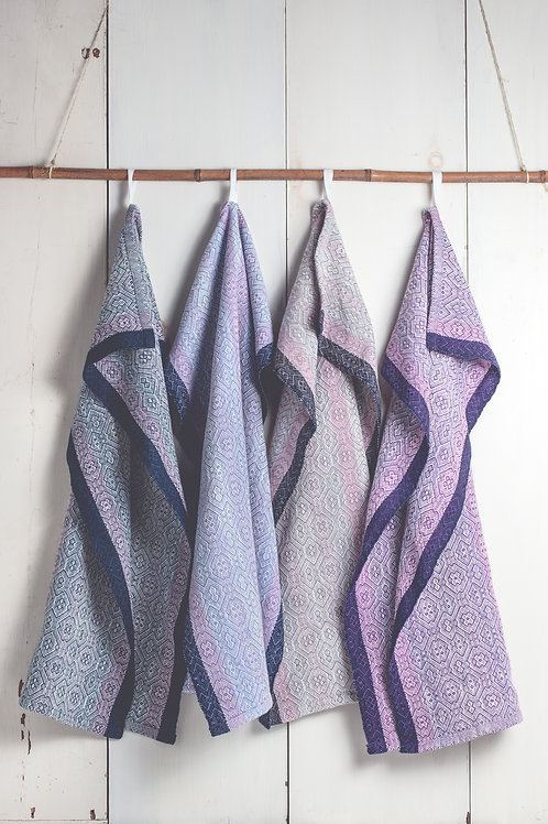 Fancy Twill Towels