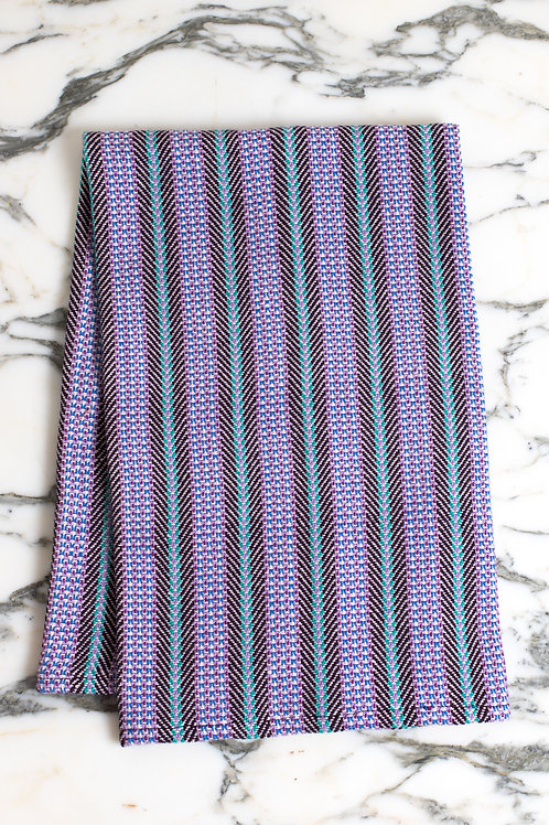 Twill and Basket Weave Towels