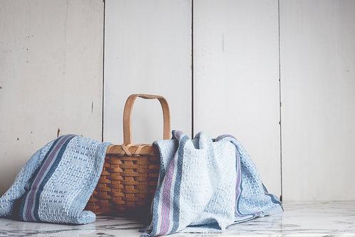 Huck Lace Towels