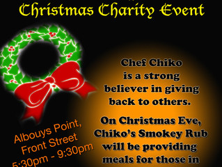 Christmas Charity Event - December 24th, 2014
