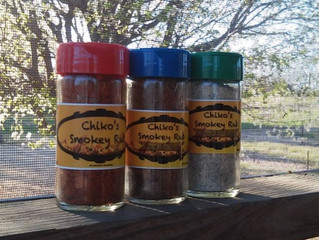 Chiko's Smokey Rub's have landed in Tennessee, USA