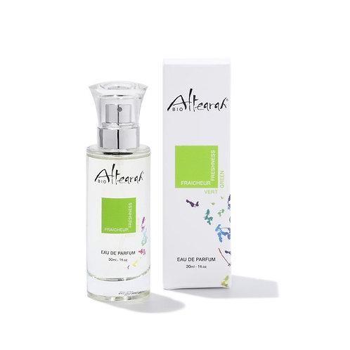 Parfum de soin Vert