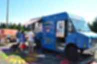 Food truck at Shoreline Farmers Market.j