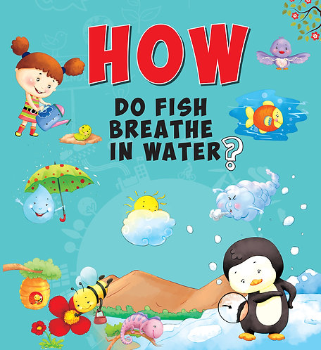 How Do Fish Breathe In Water