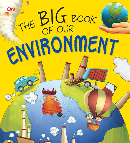The Big Book of our Environment (Binder)