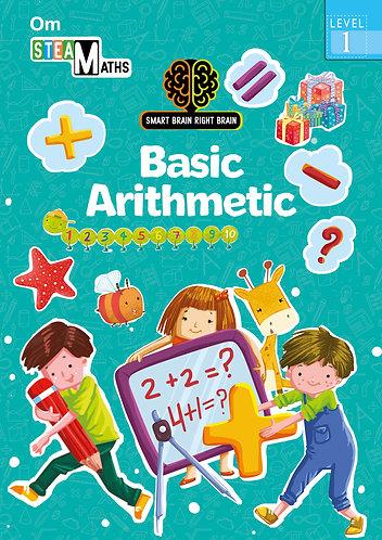 Smart Brain Right Brain: Science Level 1 Basic Arithmetic
