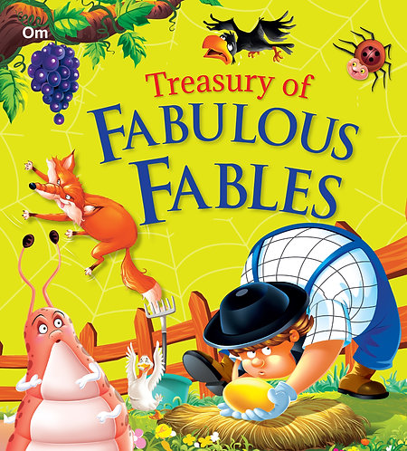 Treasury of Fabulous Fables-1 (Binder)