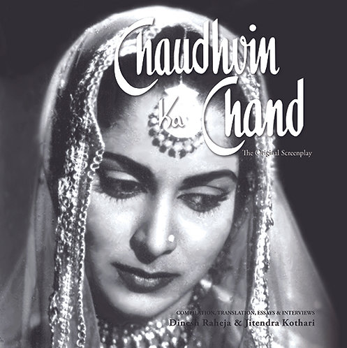 Chaudhvin Ka Chand - The Original Screenplay