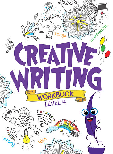 Creative Writing Workbook Grade 4