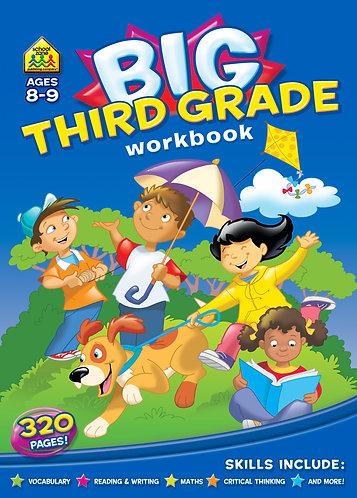 Big Third Grade Workbook Ages 8-9