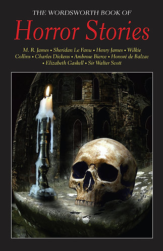 The Wordsworth Book of Horror Stories
