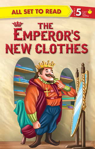 The Emperor's New Clothes : All Set To Read