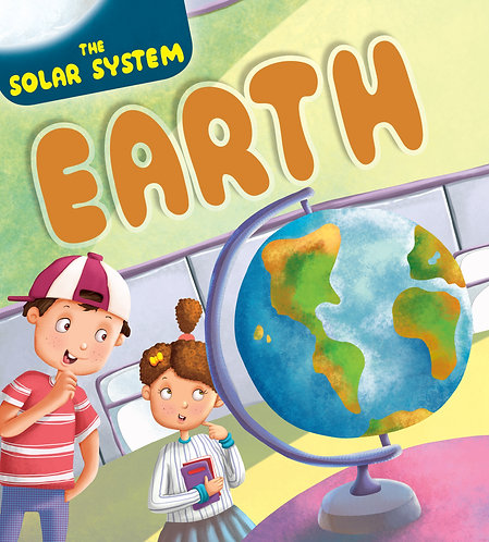 The Solar System : Earth