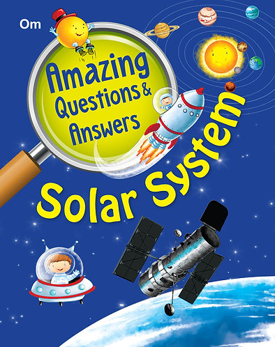 Amazing Questions & Answers Solar System