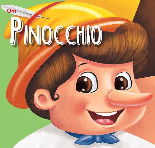 Pinocchio : Cutout Board Book
