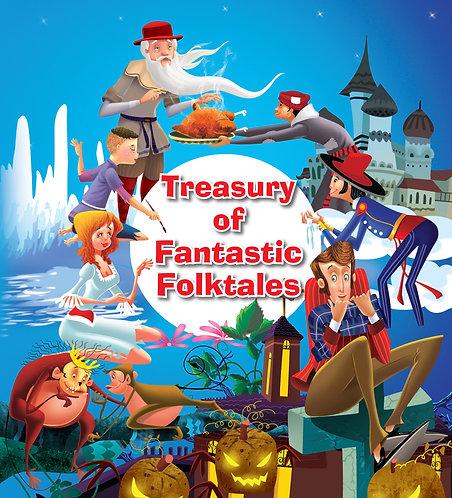Treasury of Fantastic Folktales (Binder)
