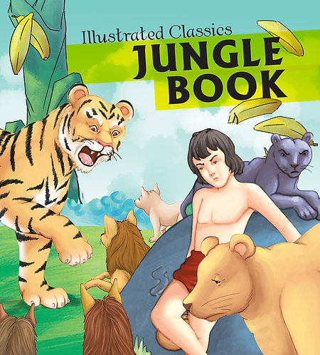 Jungle Book : Illustrated Classics