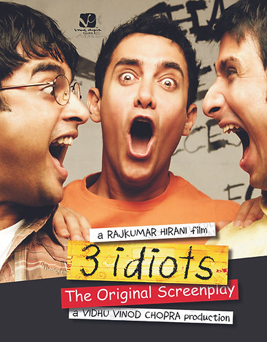 3 idiots - The Original Screeplay