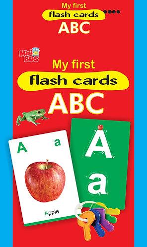 My First Flash card ABC