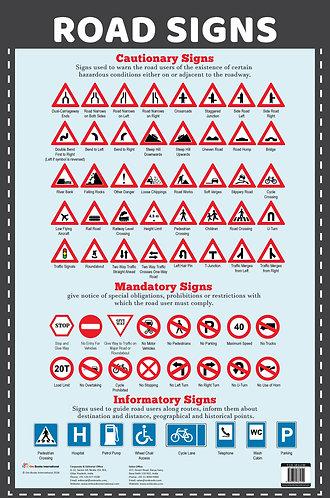 Road Signs : Charts
