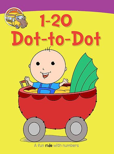 Dot-to-Dot 1 - 20