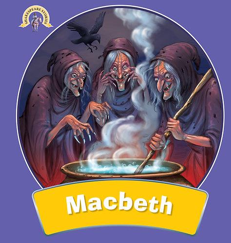 Macbeth : Shakespeare Stories