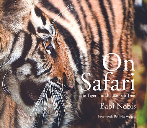 On Safari - The Tiger and the Baobab Tree