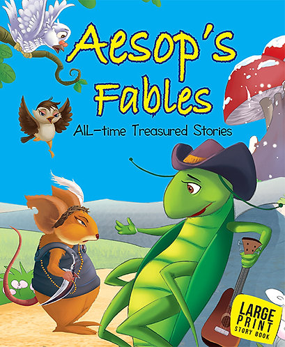 Aesop's Fables All Time Treasured Stories