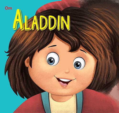 Aladdin : Cutout Board Book