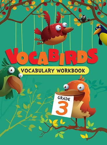 Vocabirds Vocabulary Work book -3