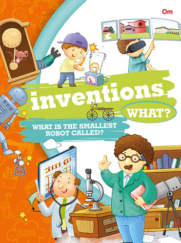 Inventions What?