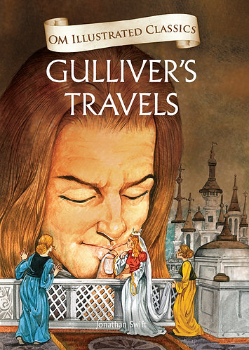 Gulliver's Travels : Om Illustrated Classics