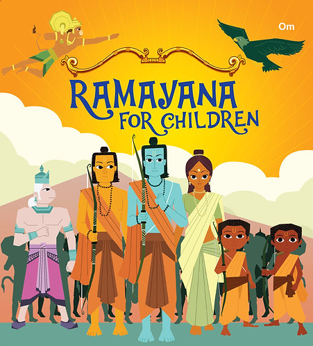 Treasury of Ramayana Stories