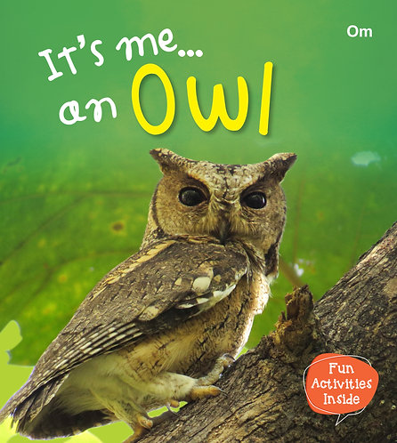 It's me a Owl