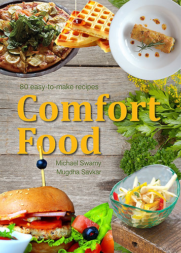Comfort Food - 80 easy-to-make recipes