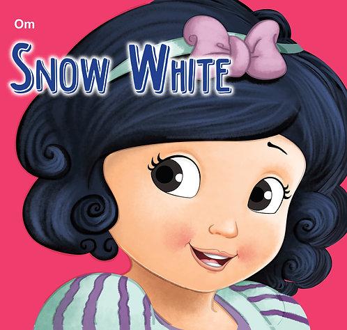 Snow White : Cutout Board Book