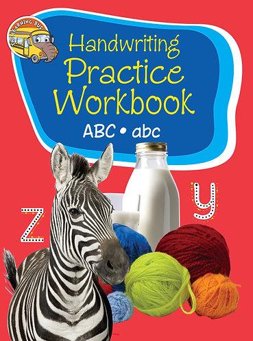 Handwriting Practice Workbook ABC abc(Binder)