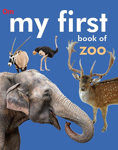 My First Book of Zoo