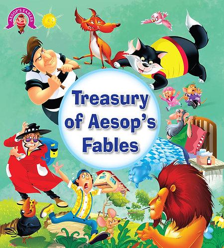 Treasury of Aesop's Fables (Binder)